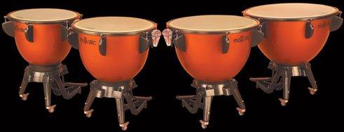 Percussioni per Live e per Orchestra